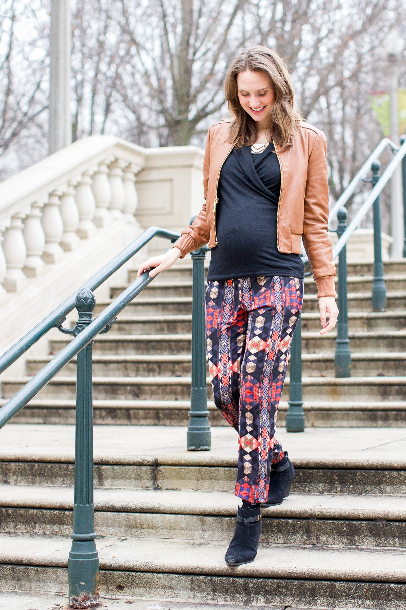 Pregnancy style, how to dress when you're pregnant