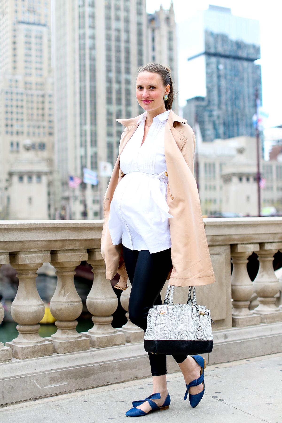 Henri Bendel Purse, Chicago fashion blogger