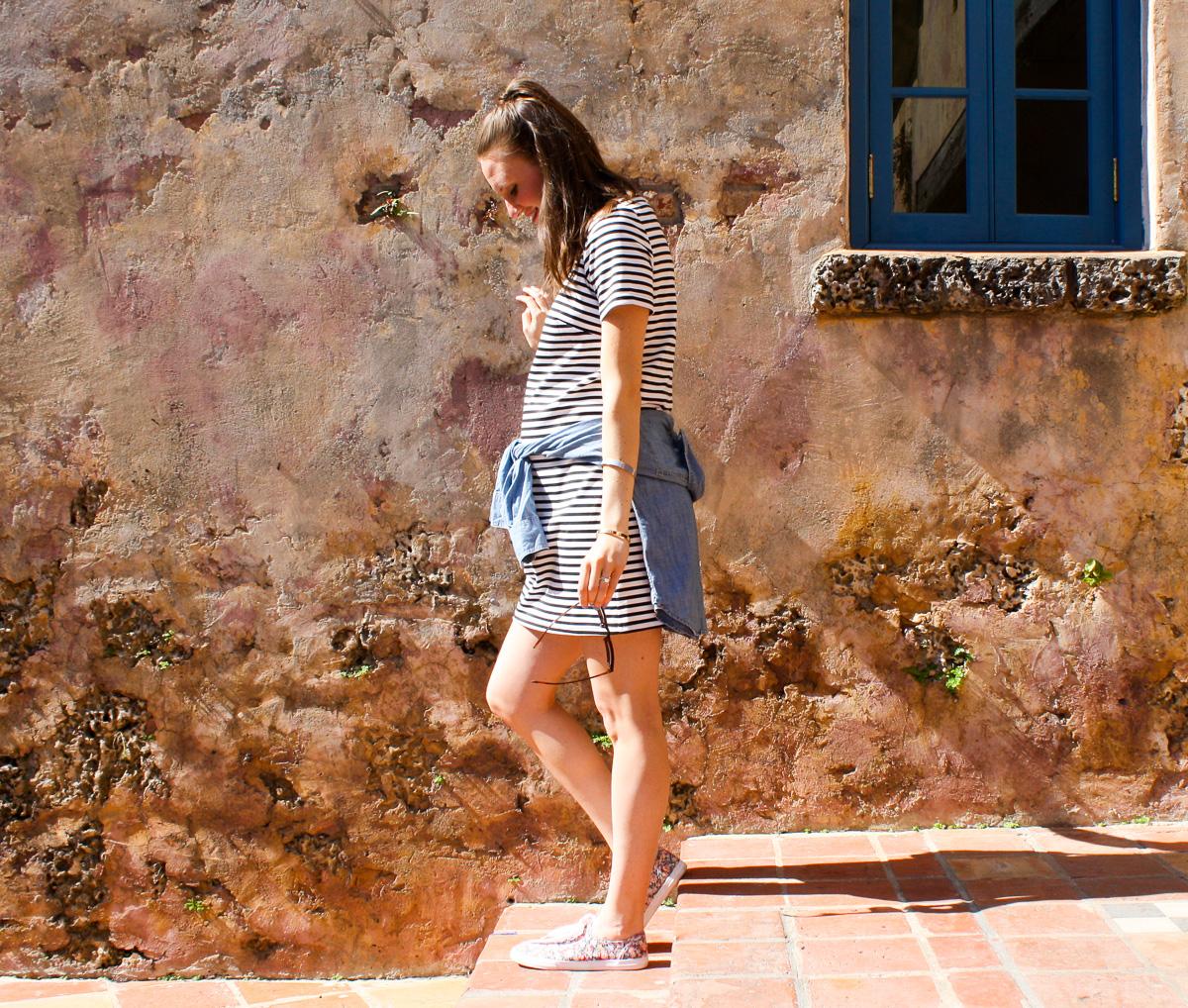 Pregnancy Style_Rachel Zoe Pea In The Pod Dress