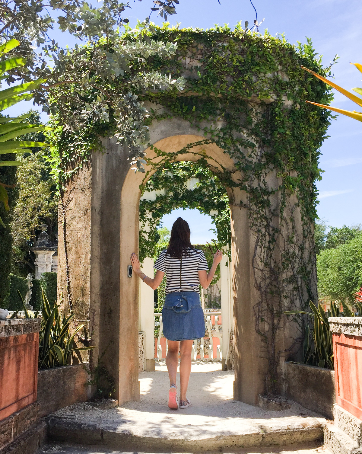 Exploring the Vizcaya Museum and Gardens