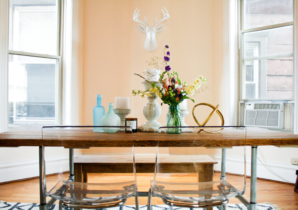 DIY Dining Room Table-1