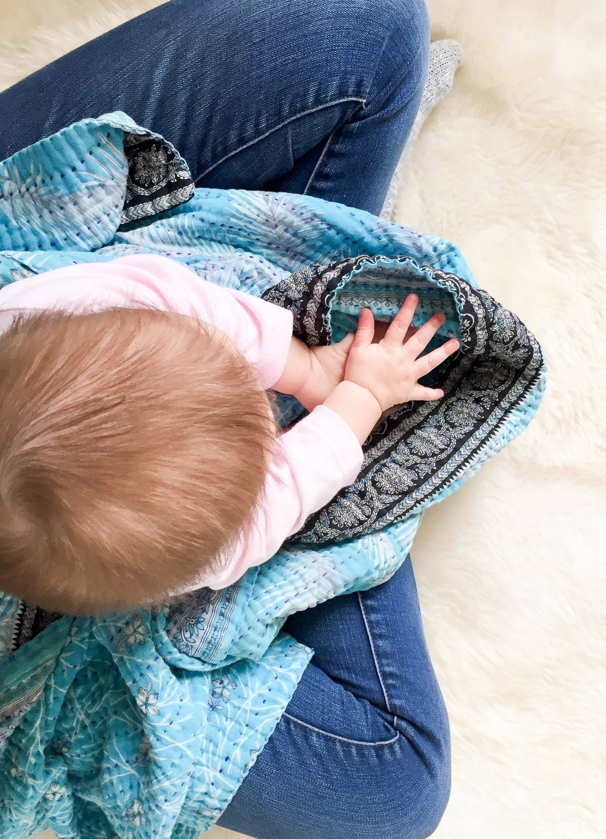 Buy The Change Blanket_Top Mommy bloggers in US
