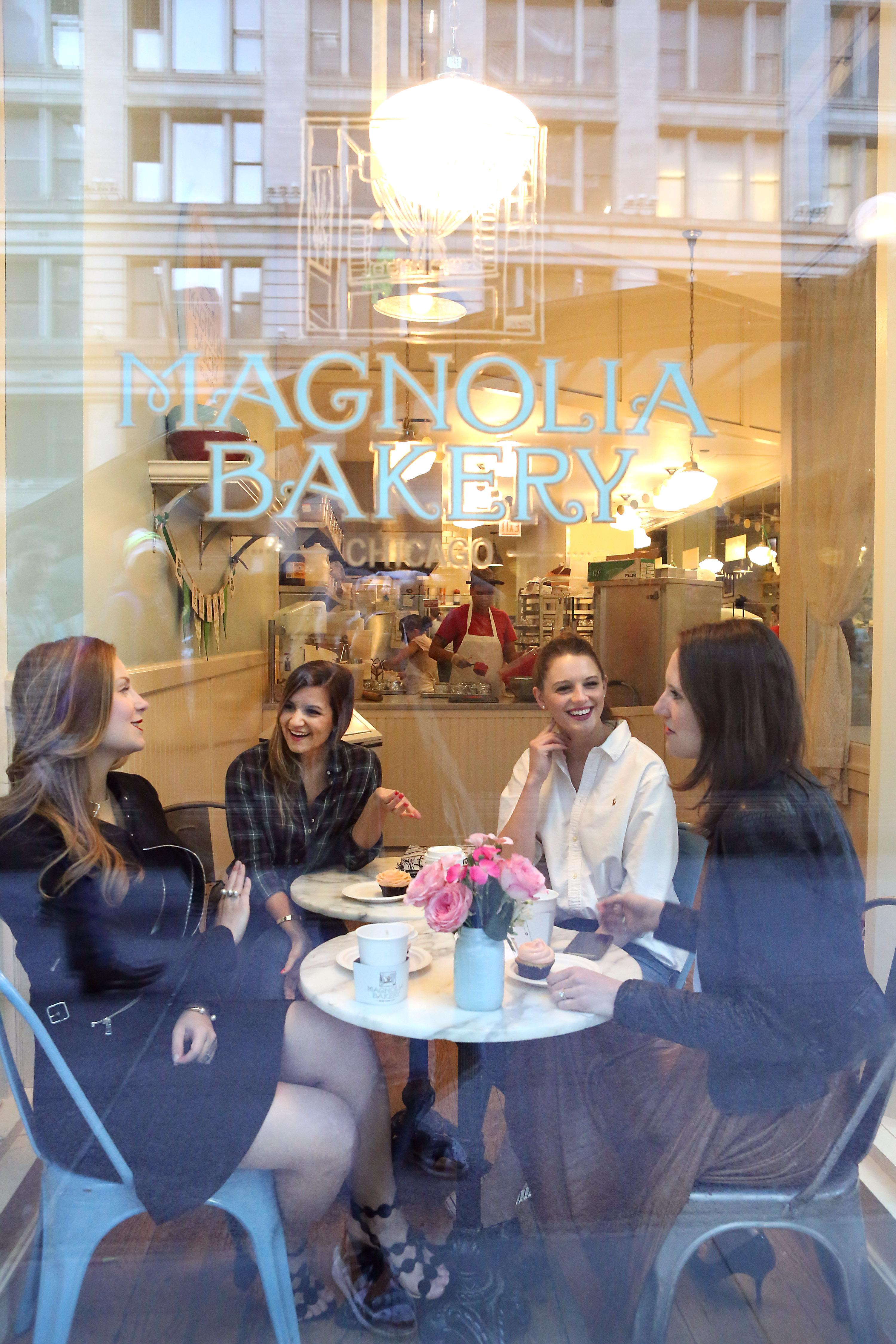 Magnolia Bakery_Block 37 Shopping Mall