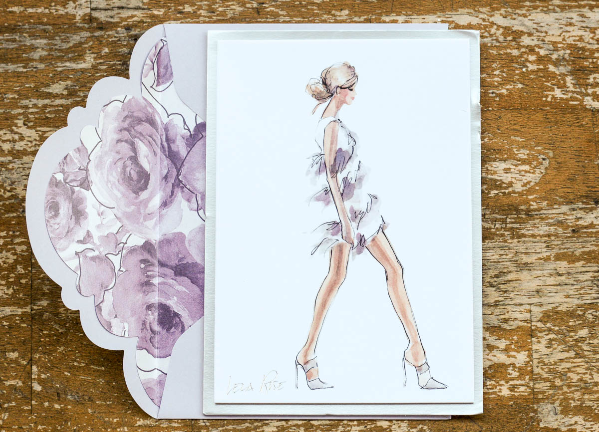 Lela Rose_Papyrus Cards_Art of Handwritten Letters