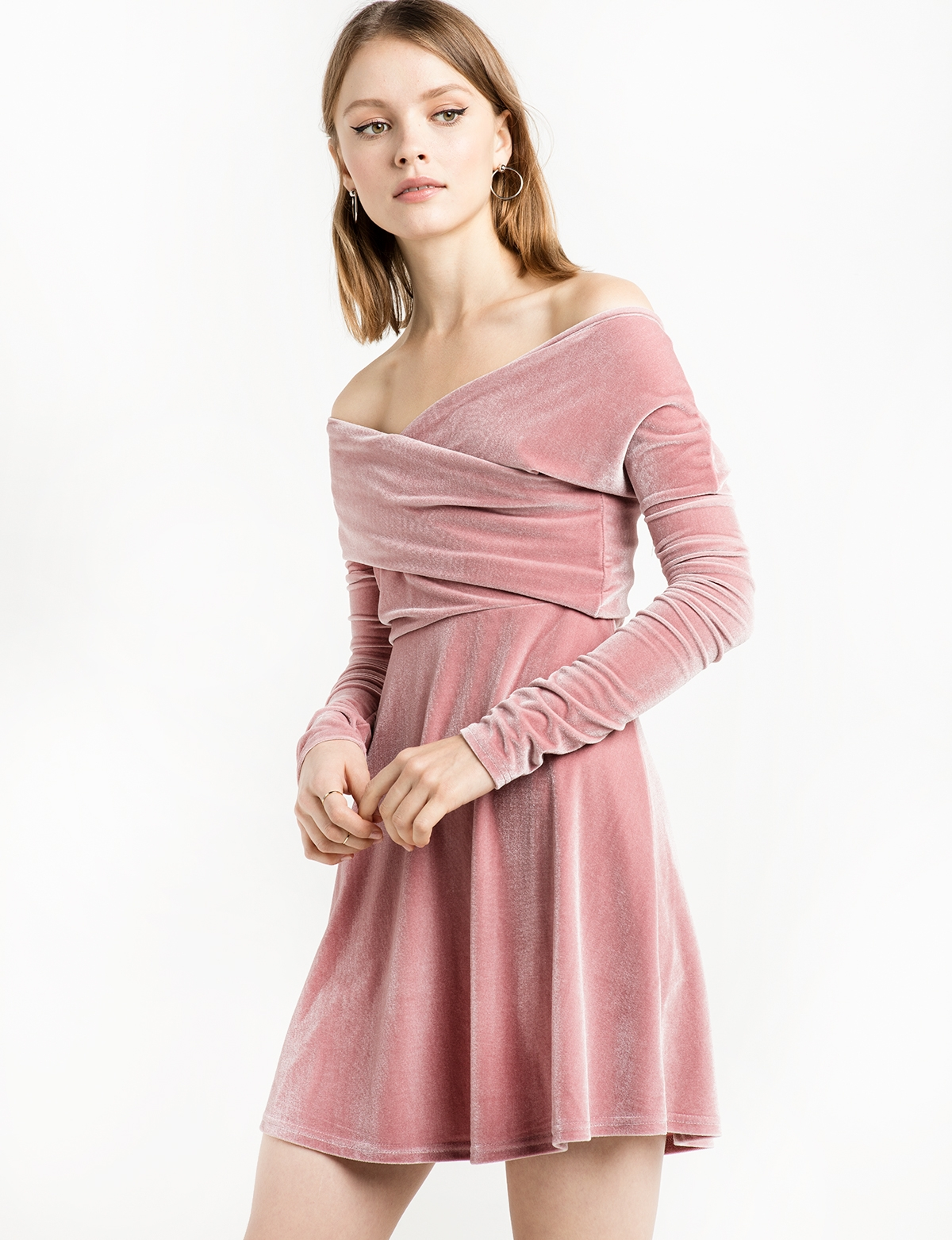 dusty-pink-velvet-off-the-shoulder-dress-26470-1