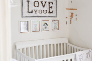 Gracie's Baby Animal Inspired Nursery