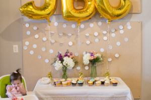 Josephine's First Birthday Party Celebration