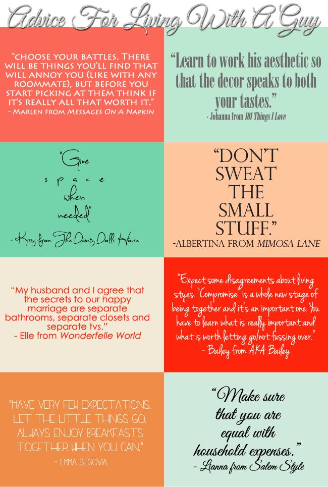 advice on guys you like