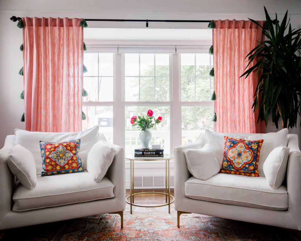 Boho Style Interior Decor Our Living Room Reveal Isn T