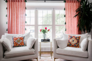 Boho Style Interior Decor: Our Living Room Reveal